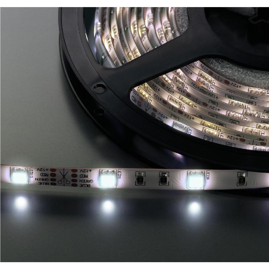 LED Lysslange hvid 5 meter 150 dioder - LEDS-55MP/WS
