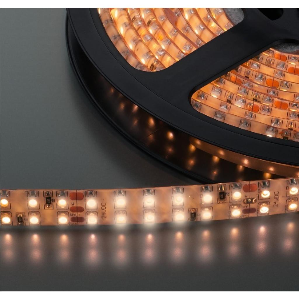 LEDS-52MP/WWS Lysslange varm hvid 5 meter 1200 dioder