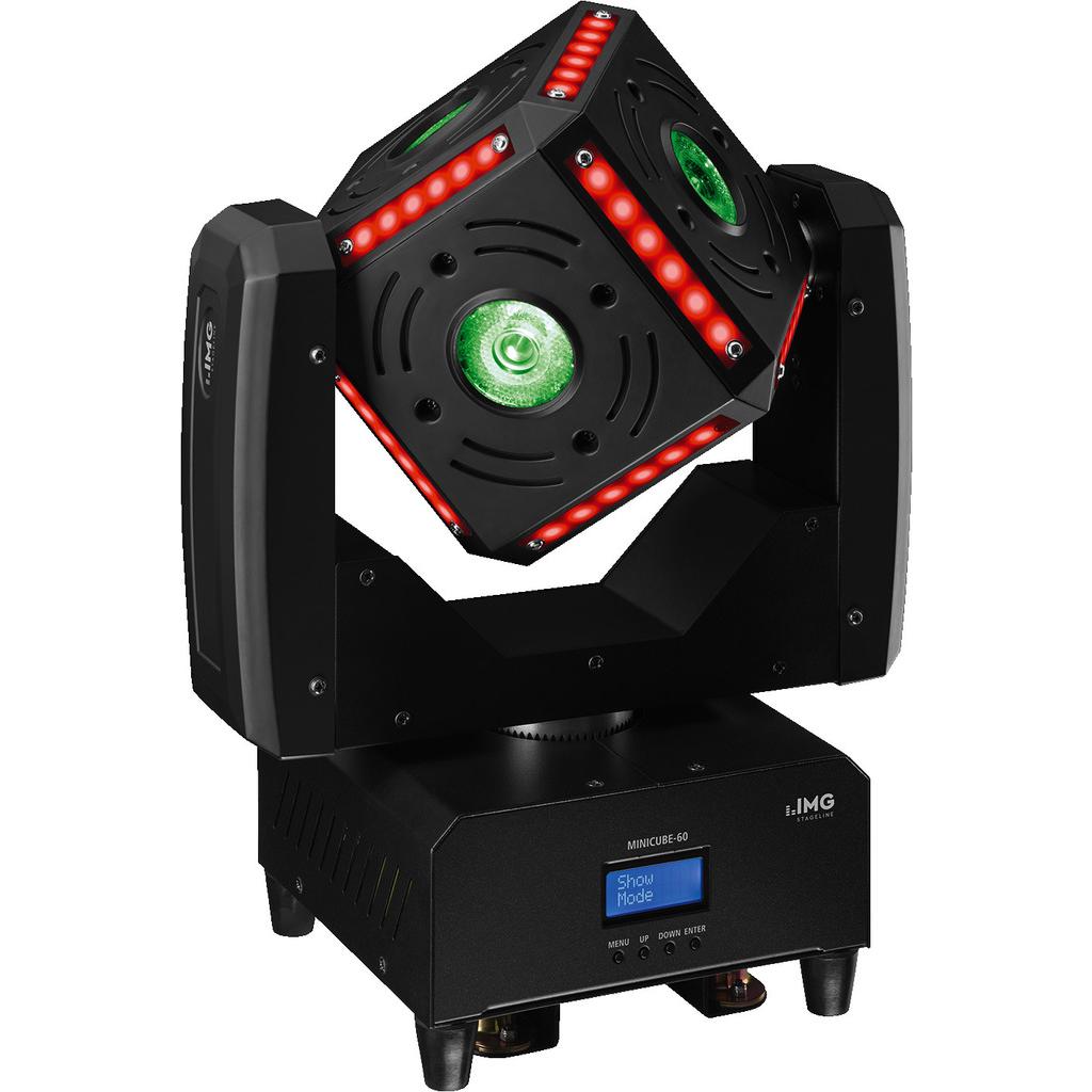 LED moving head MINICUBE-60