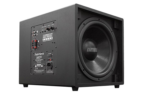 "Image of   Earthquake SUPERNOVA MKIV-10"" Subwoofer"