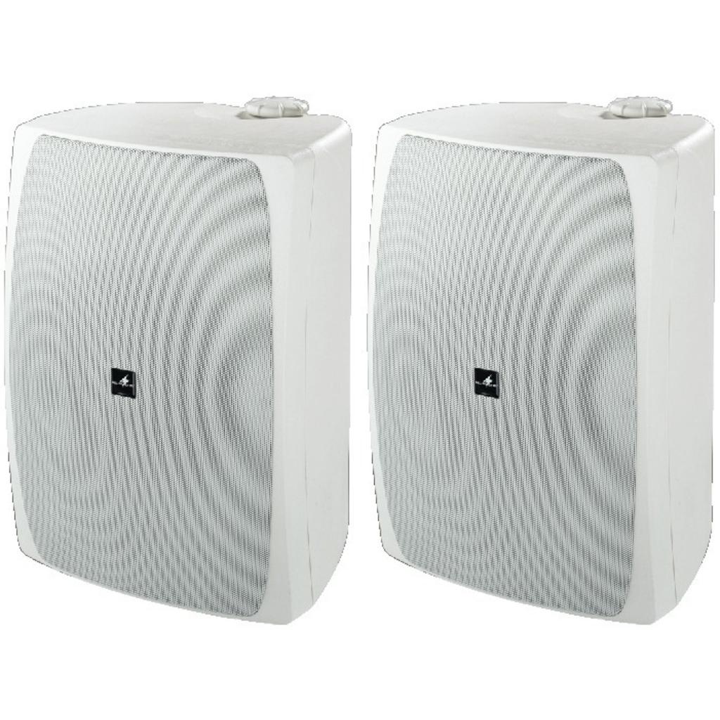 PA højttaler sæt af høj kvalitet 8 ogm vægbeslag - MKS-8PRO