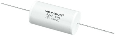 33 uF Monacor MKT thumbnail