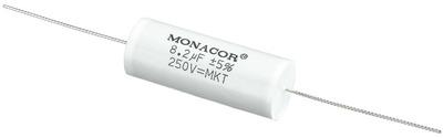 8,2 uF Monacor MKT thumbnail