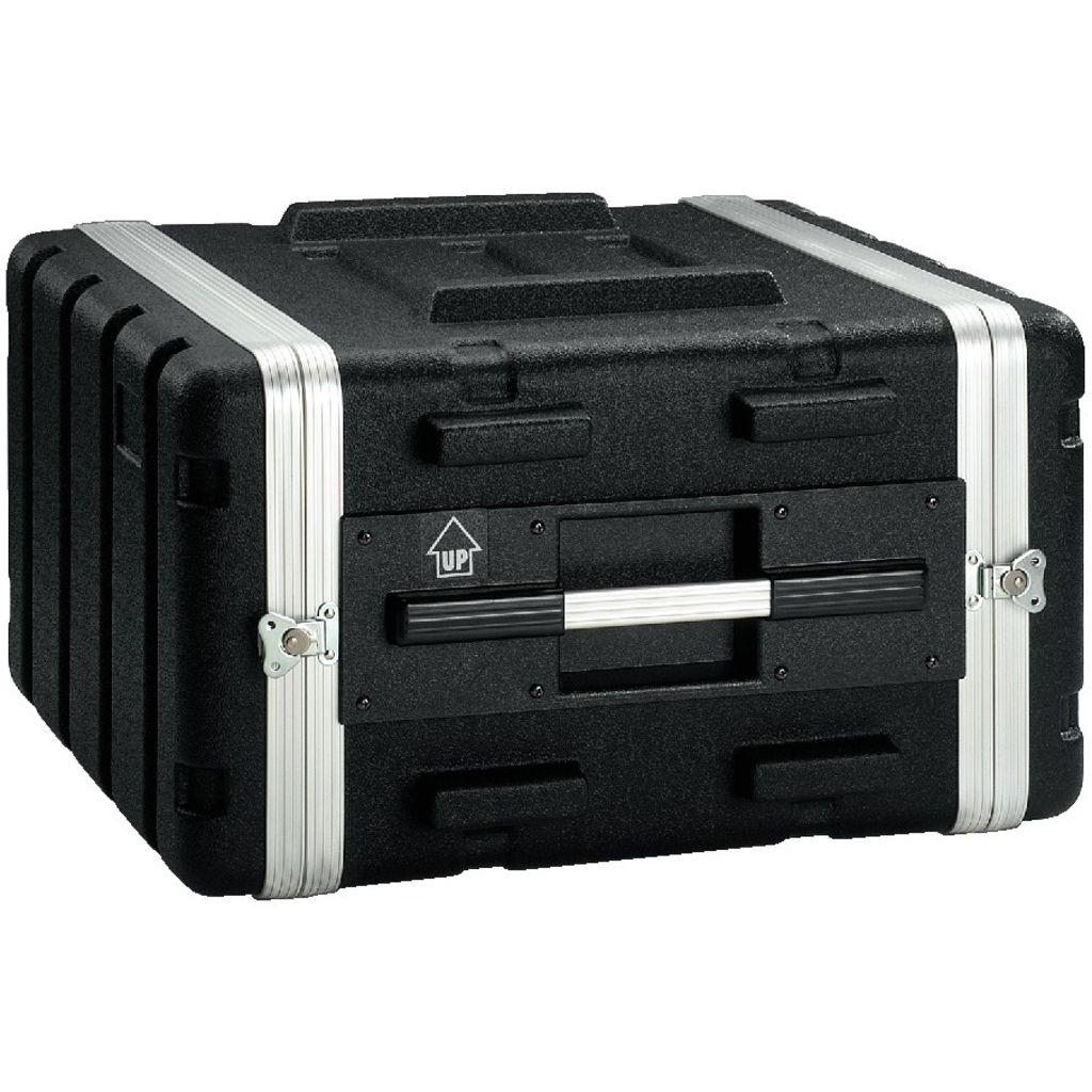Image of   Flightcase kuffert - 6U ABS - MR-106