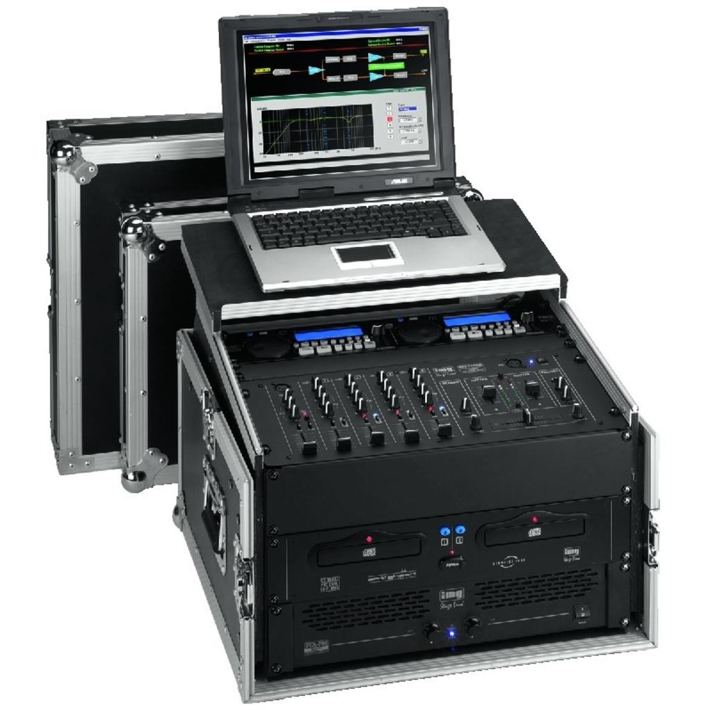 MR-106PC DJ-Flightcase