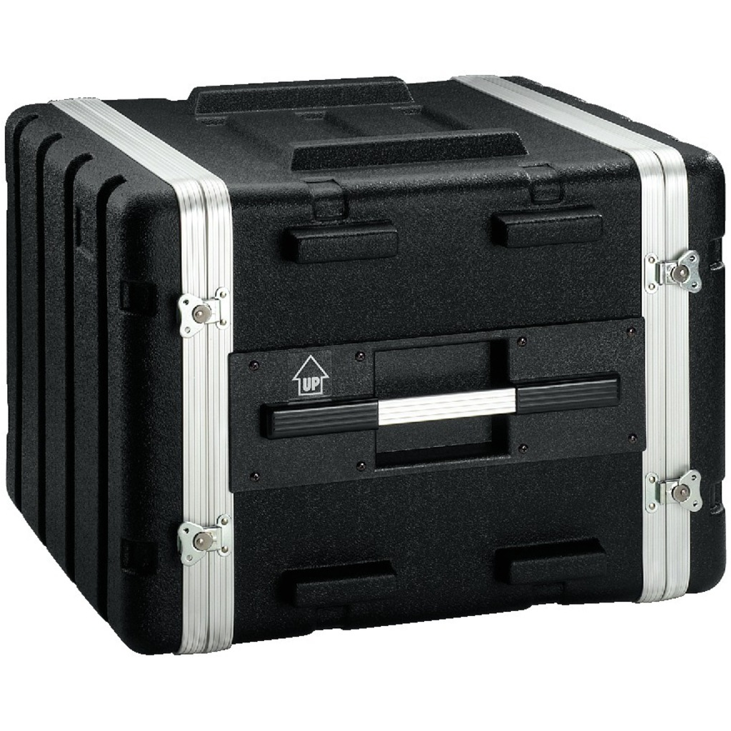 Image of   Flightcase 8U ABS - MR-108