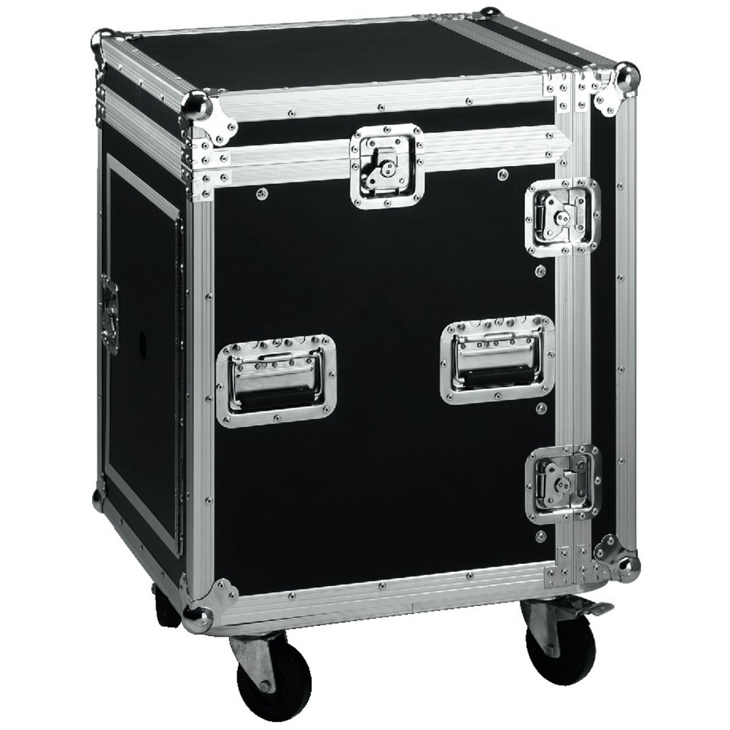 Image of   MR-112DJ Flightcase 10+12U