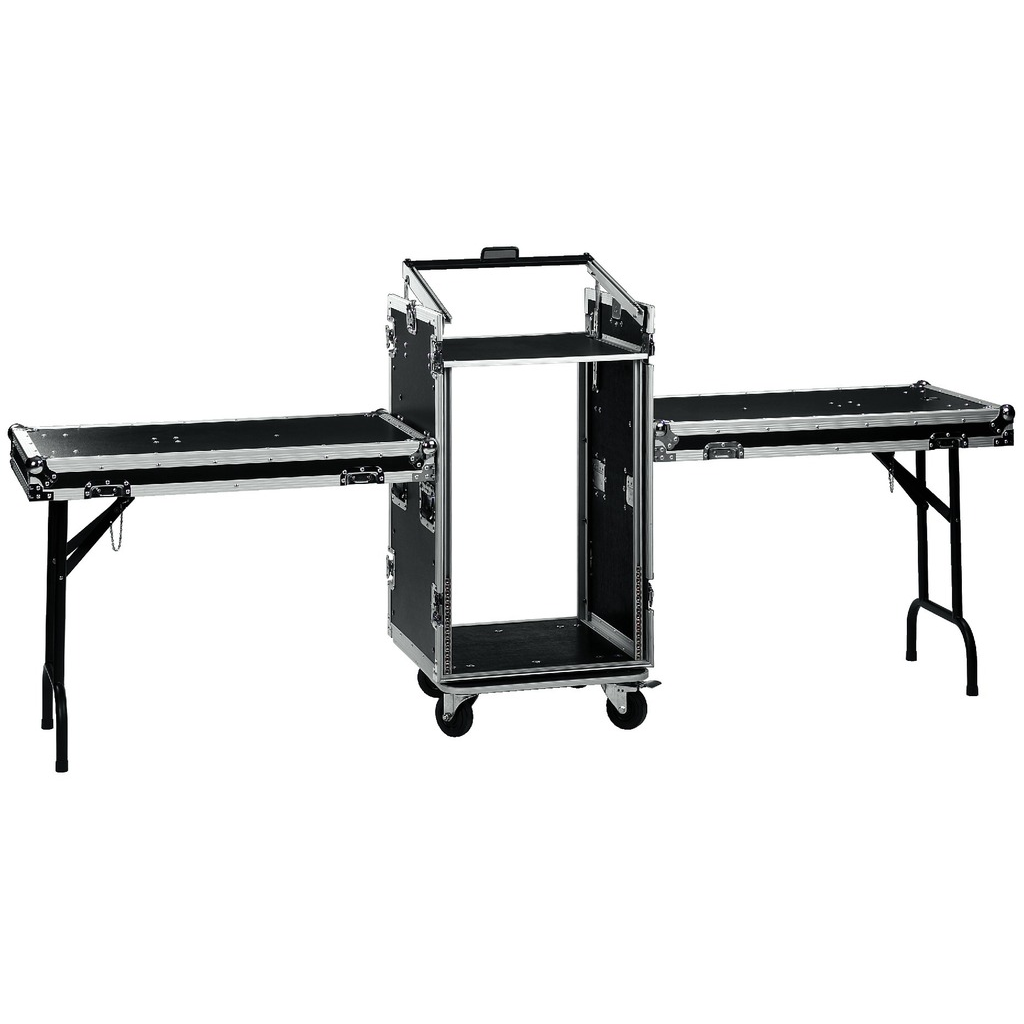 Image of   MR-162DESK Flightcase med 2 borde