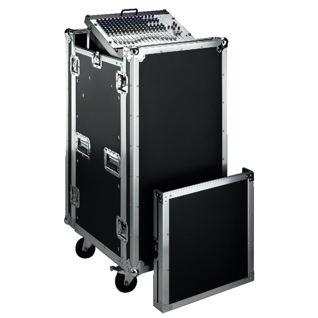 Image of   MR-182 Flightcase 10+18U