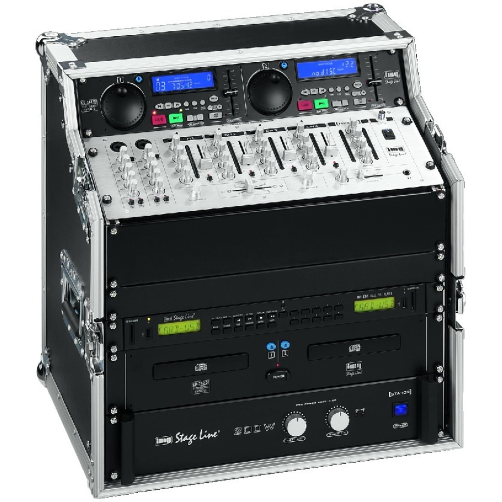 Image of   MR-246 Flightcase DJ