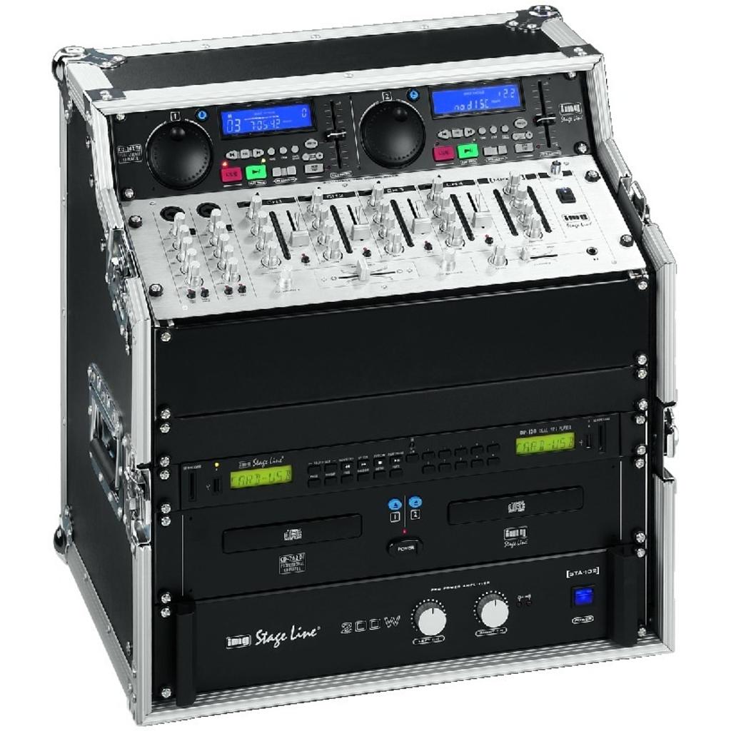 MR-246 Flightcase DJ