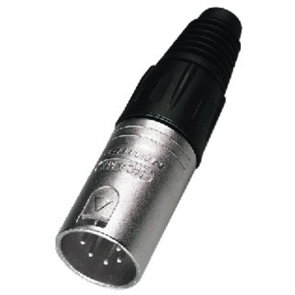 NC-5MX Neutrik XLR-stik 5-pol han