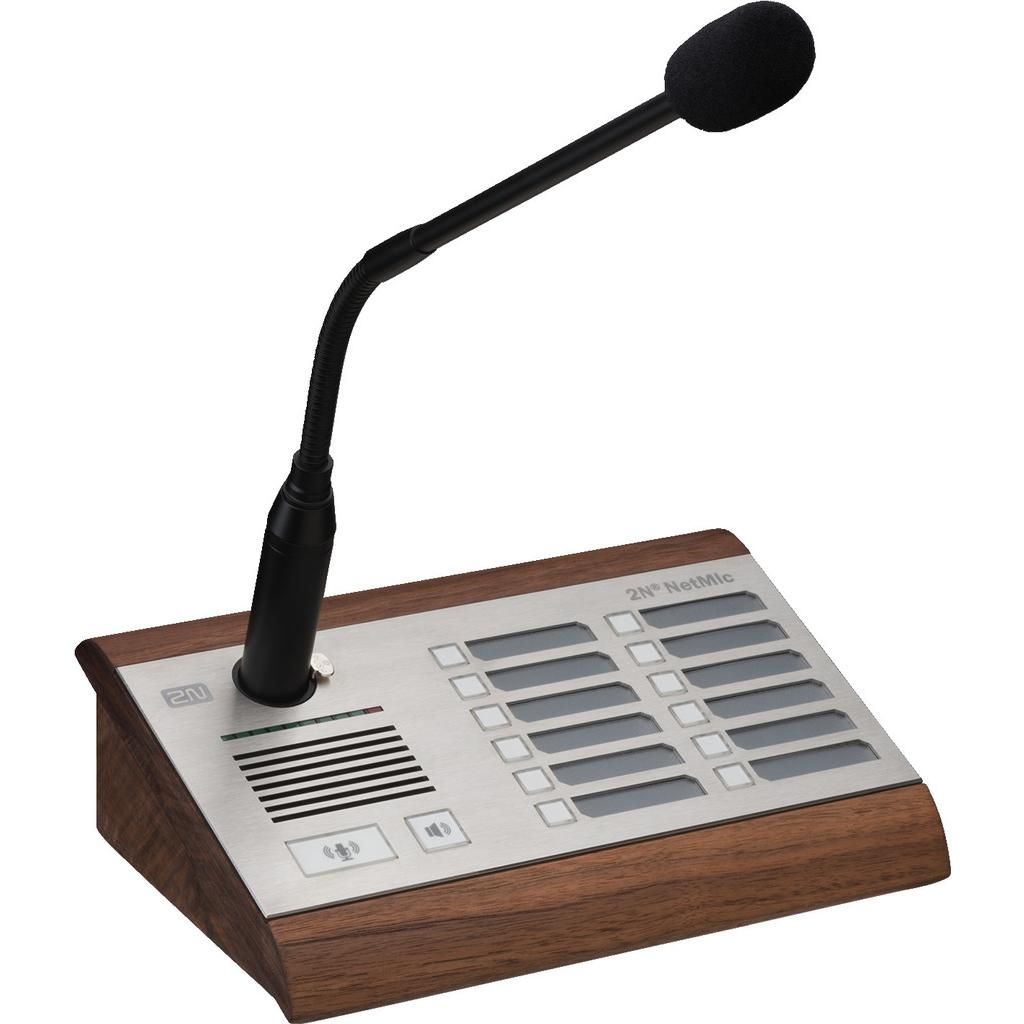 NET-MIC LAN mikrofon