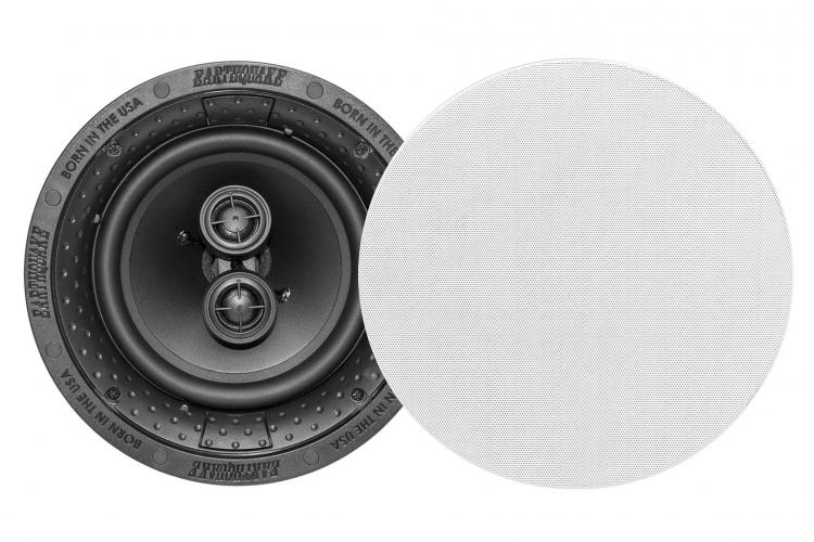 Indbygningshøjtaler stereo R-6D
