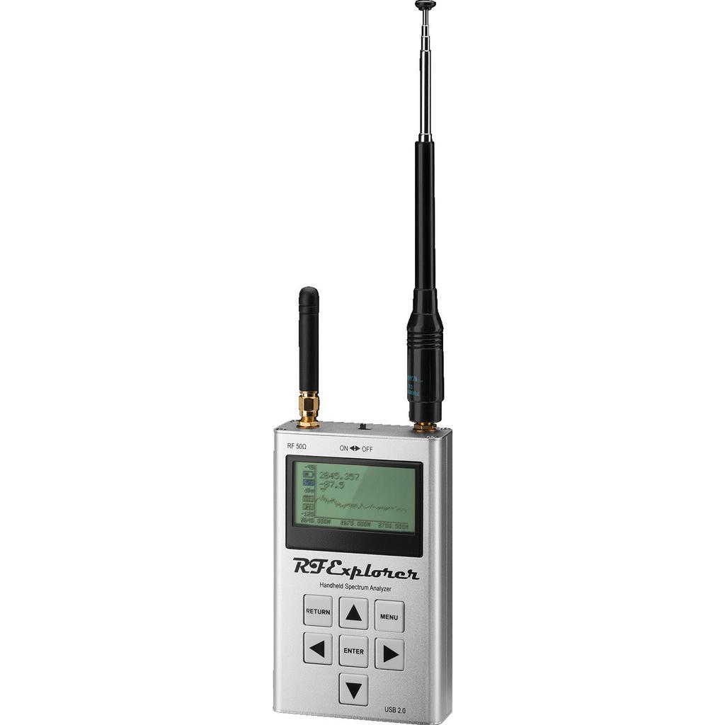 Frekvensscanner RF-EXPLORER/6