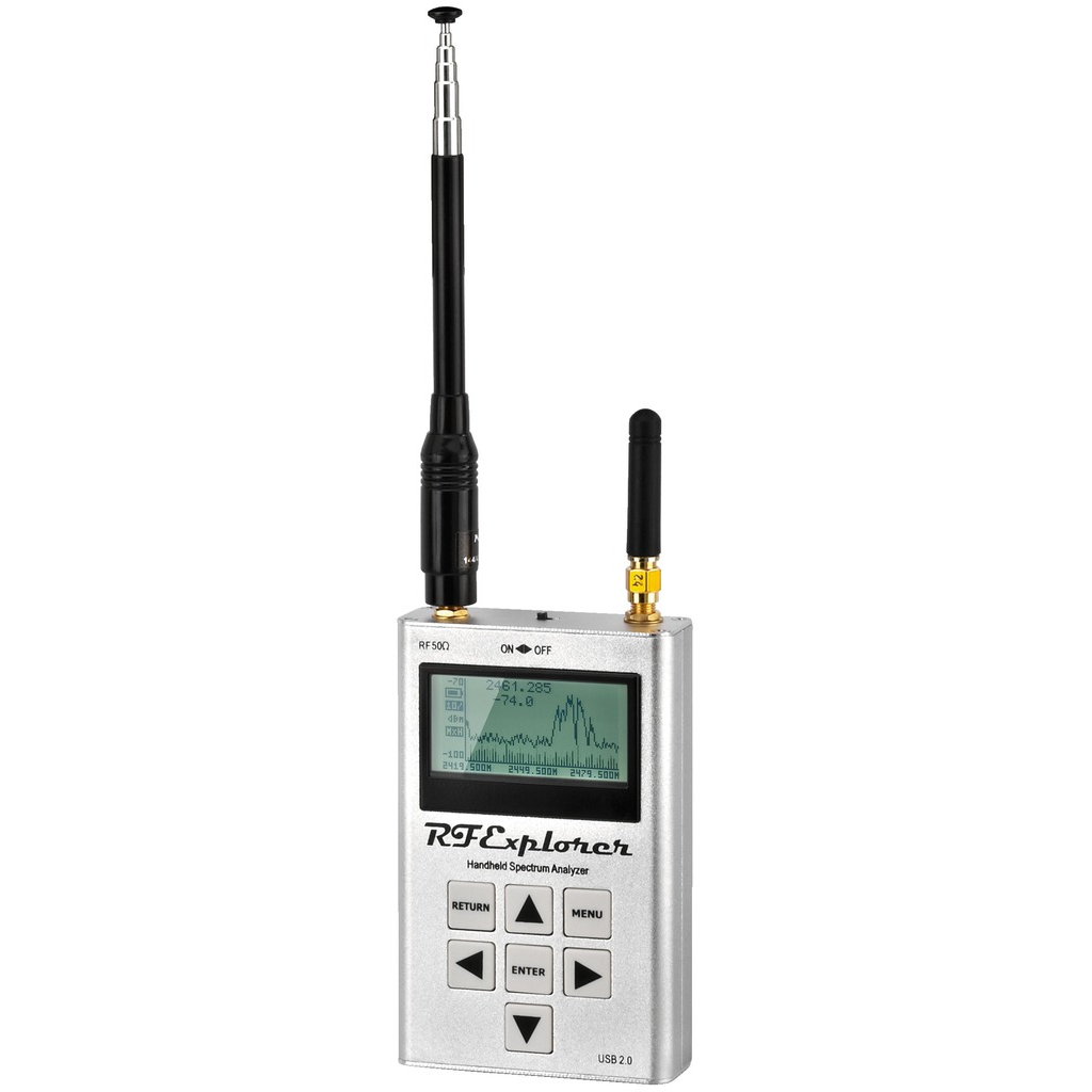 RF-EXPLORER 3 Spectrum analyser