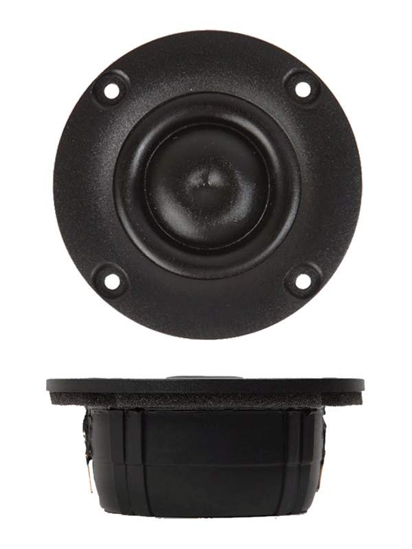 SB Acoustics 29RDNC-C000-4ohm  tweeter, ring dome 29mm thumbnail