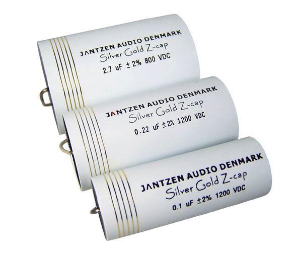 1,00 uF 2 % MKP Ø 19 mm – 43 mm