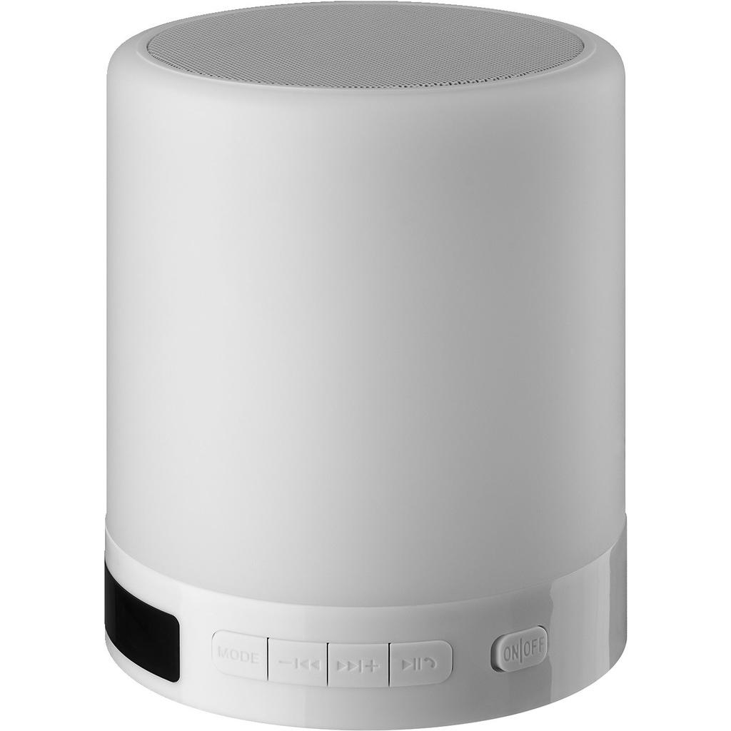 Bluetooth Højttaler med LED lampe SLS-1