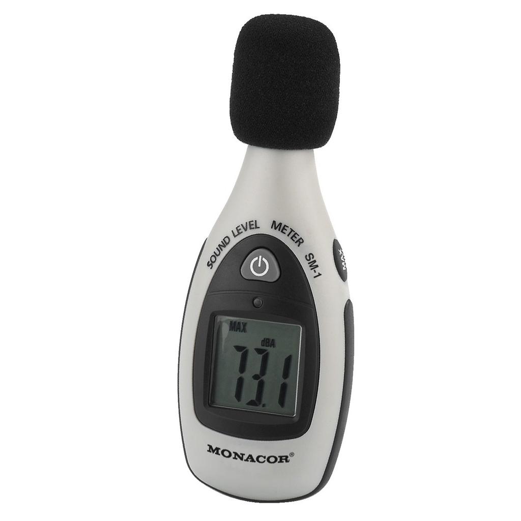 dB måler  Lydtryksmåler - sm-1
