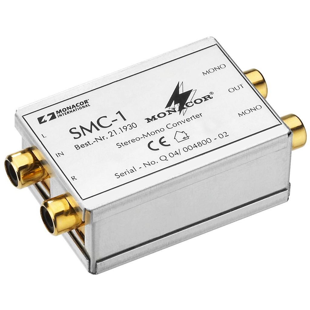Billede af SMC-1 Stereo/mono konverter