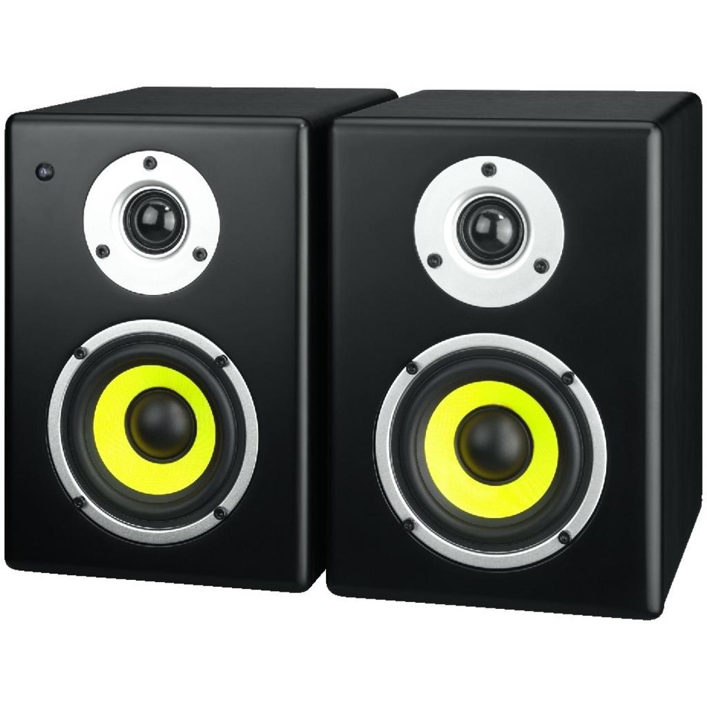 SOUND-4USB/SW Aktivt højttalersæt