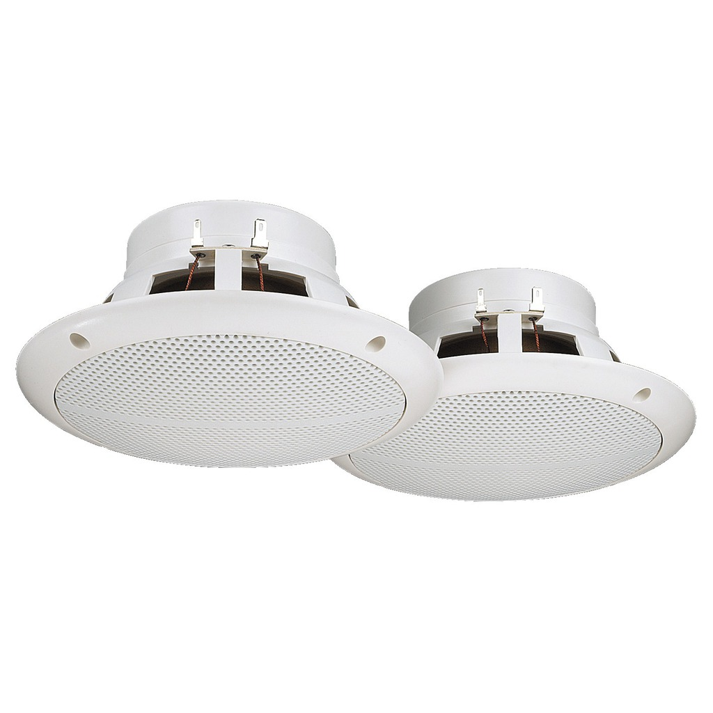 SPE-265/WS Hvid indbygnings højttaler 8 ohm 60 watt