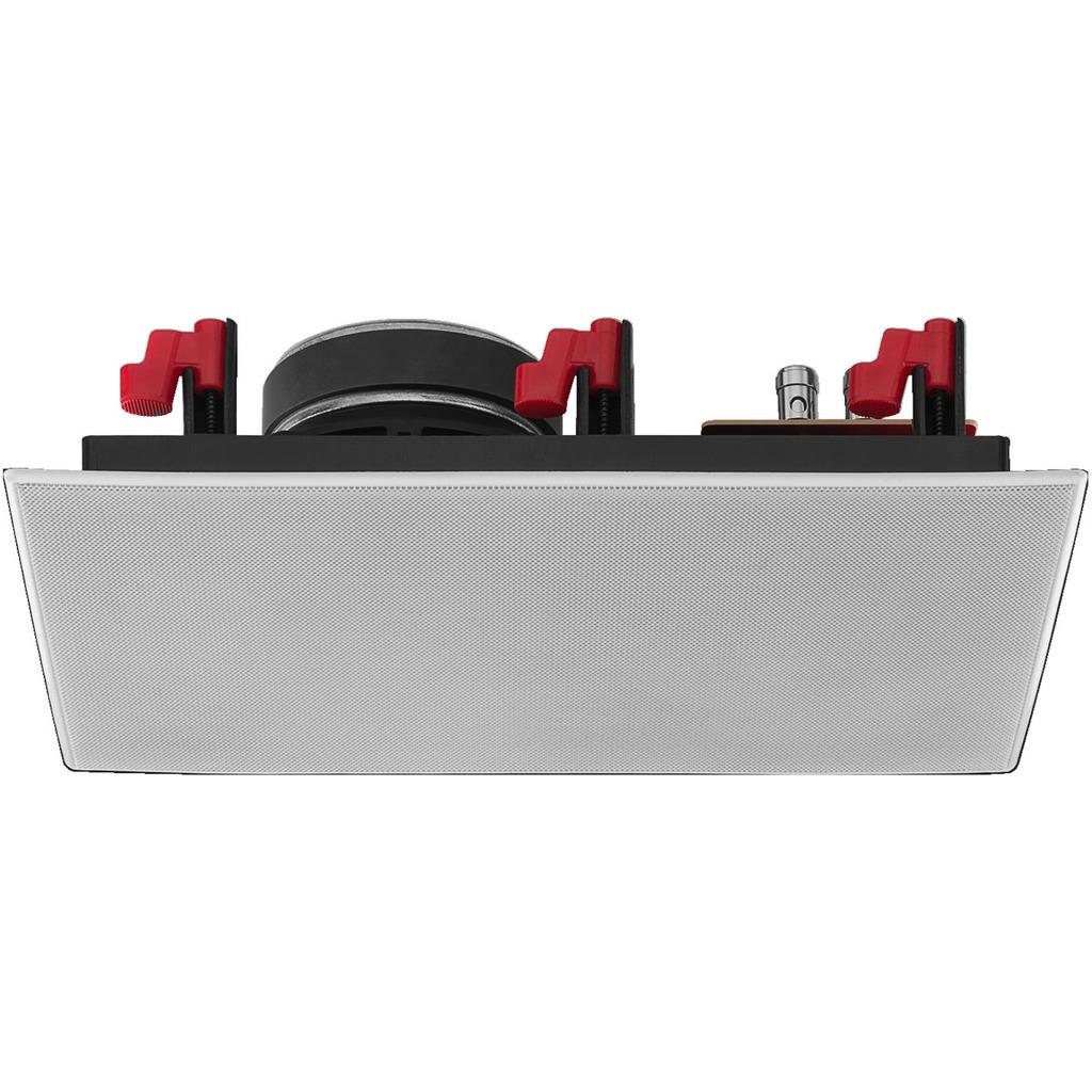 Indbygnings højttaler loft – væg 8 ohm, 6 1/2″ bas 70 watt – SPE-602HQ