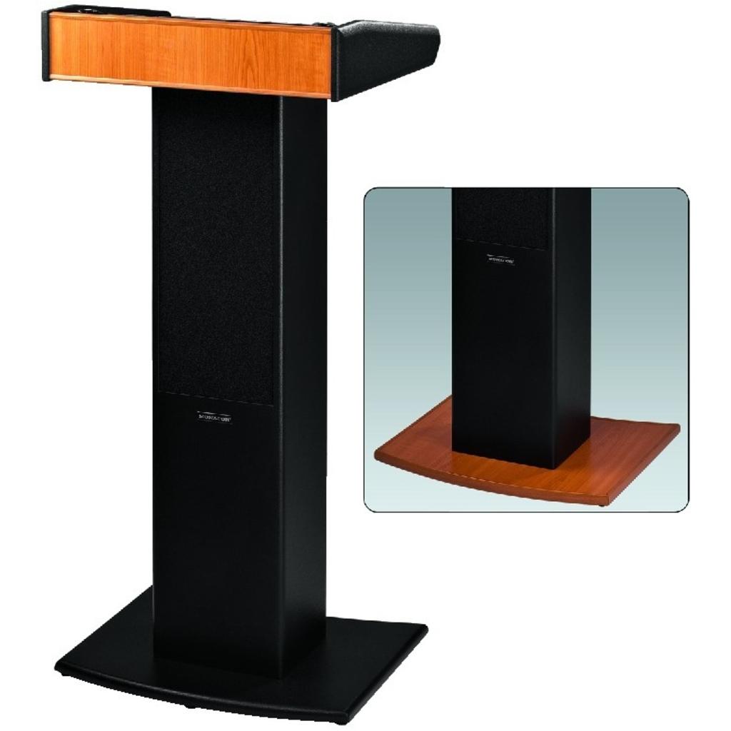 Talerstol med aktiv højttaler - opladelig SPEECH-100