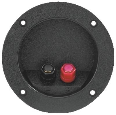 Billede af ST-960 Rund højtaler terminal