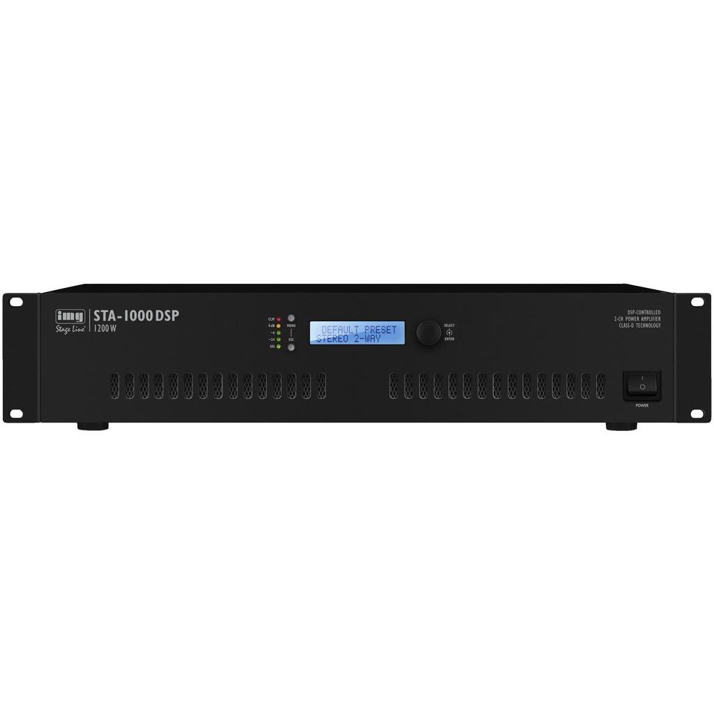 STA-1000DSP Digital forstærker med DSP