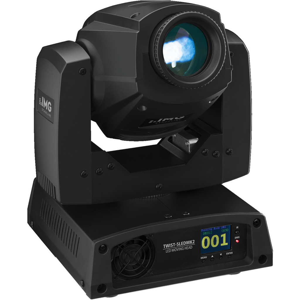 TWIST-5LEDMK2 LED moving head