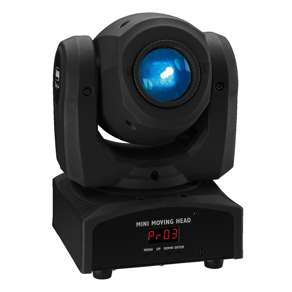 Billede af Twist-1LED Kompakt LED moving head