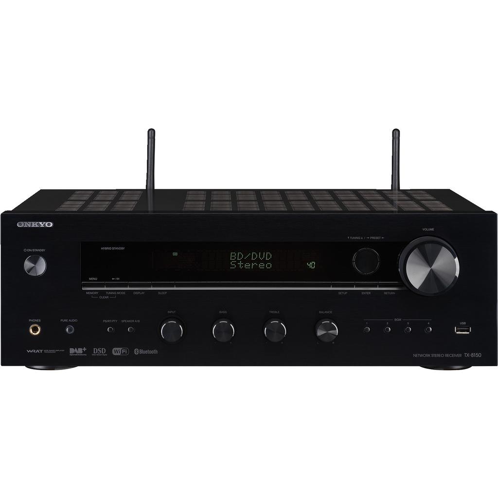 Netværksradio Onkyo TX-8150 receiver