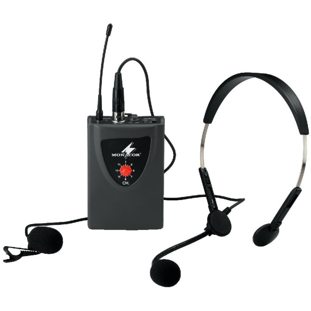 Trådløs sender mikrofoner TXA-100HSE