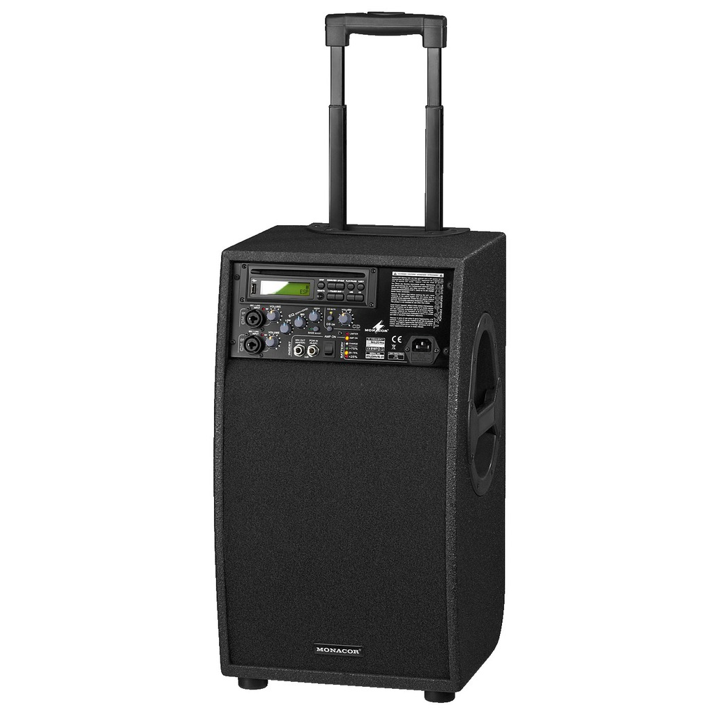 TXA-900CD Mobilt anlægmed mikrofon modtager