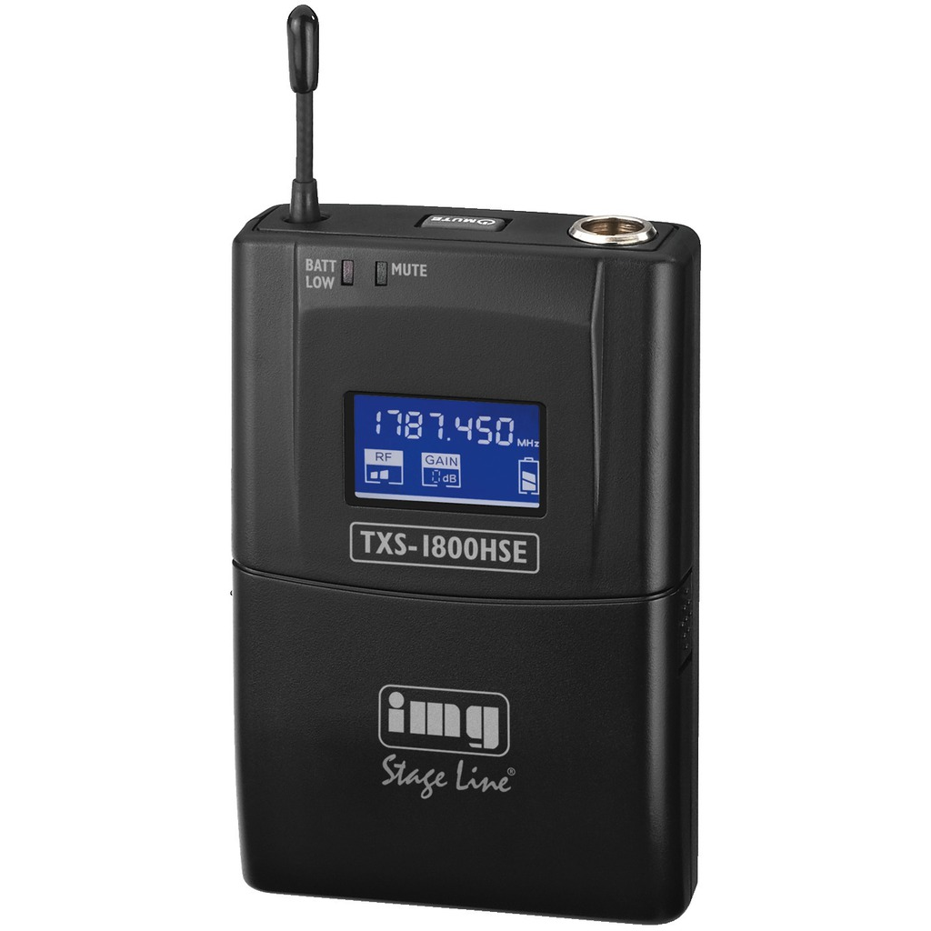 Frekvens: 1,8 GHz