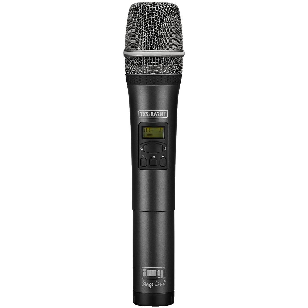 TXS-862HT Trådløs håndholdt mikrofon