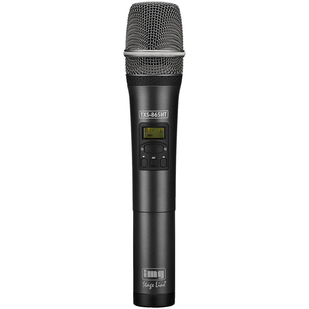 TXS-865HT Håndholdt trådløs mikrofon til TXS-865