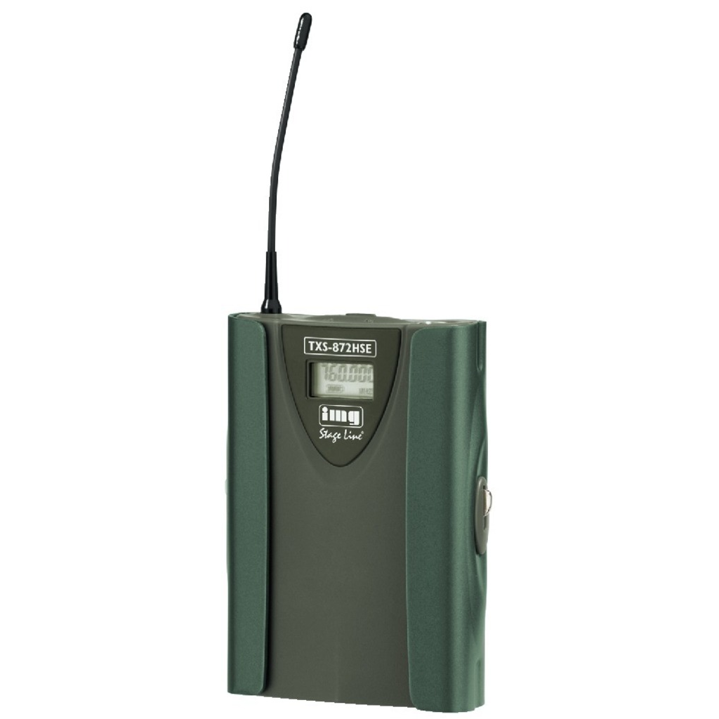 TXS-872HSE Trådløs mikrofon lommesender