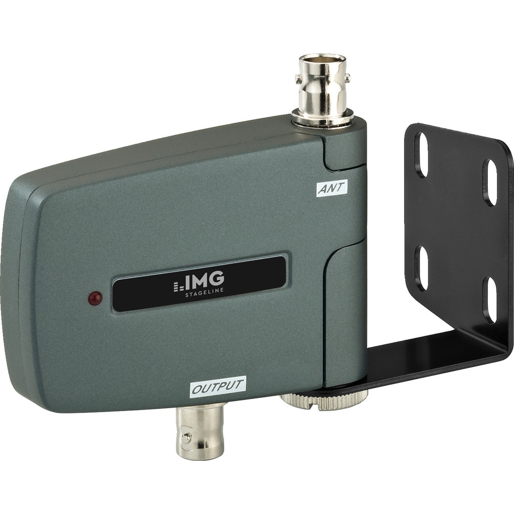 Antenne forstærker til trådløse mikrofoner - TXS-875B