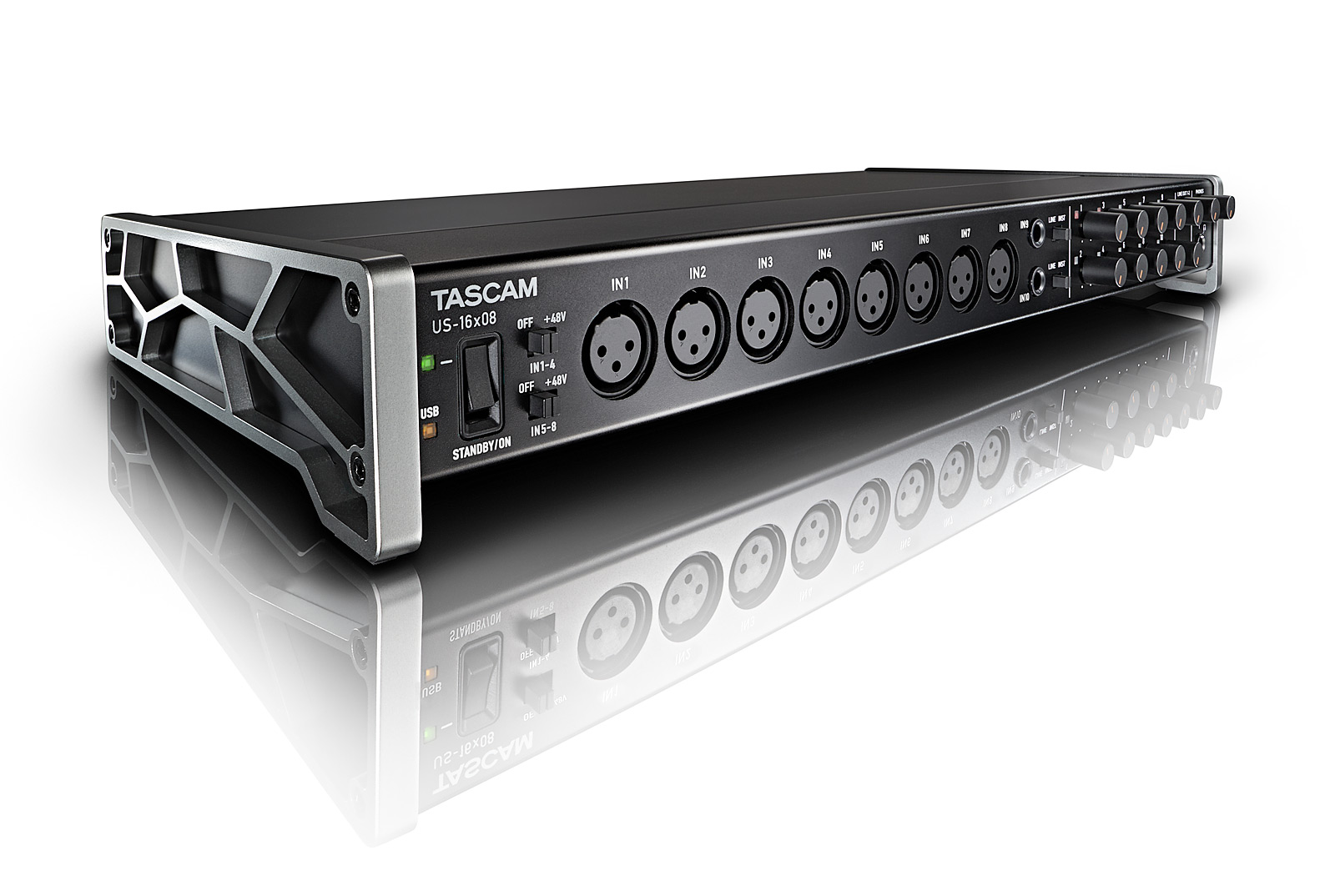 Tascam US-16x08 USB 2.0 Audio interface