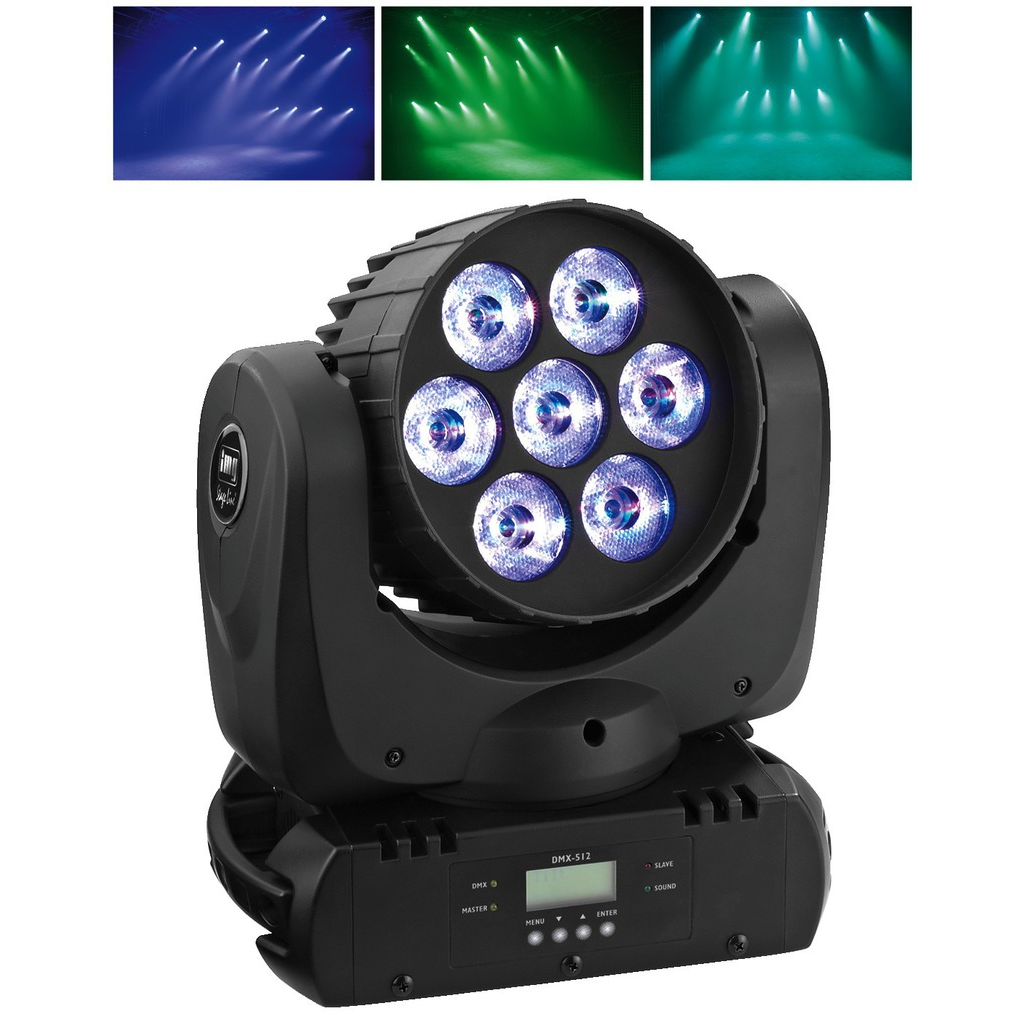 WASH-400LED LED moving wash