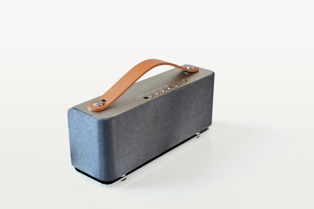 Billede af Lemus X05 Bluetooth højttaler