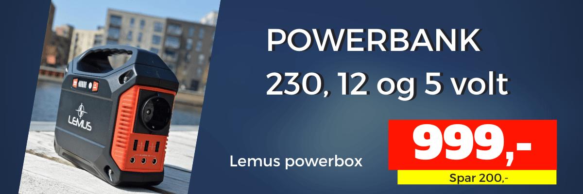 lemus powerbank