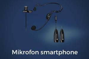 mikrofon smartphone
