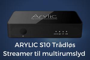 S10 arylic trådløs streamer til multirumslyd