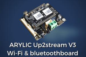 arylic wi-fi og bluetooth board