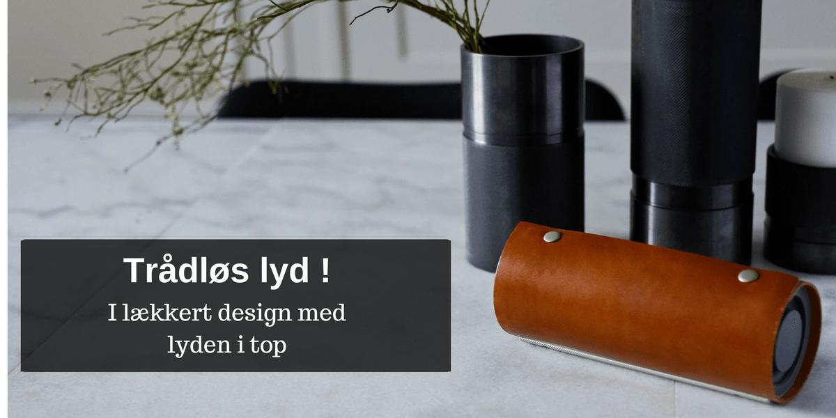 Lemus Vintage- trådløs højttaler