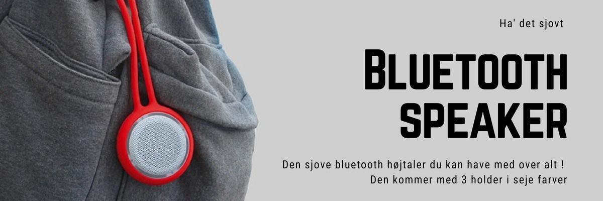 bluetoot højtaler